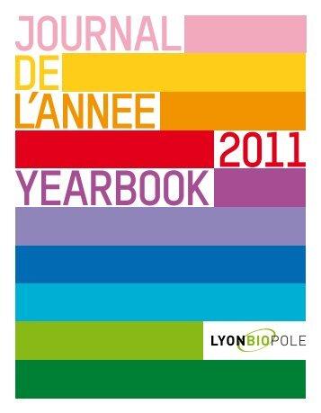 2011 : Français / Anglais - Lyonbiopôle