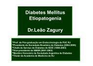 Etiopatogenia da DM2 - Academia Nacional de Medicina