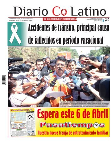 Edición 31 de Marzo de 2015
