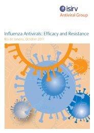 Influenza Antivirals: Efficacy and Resistance, Rio - Isirv.com