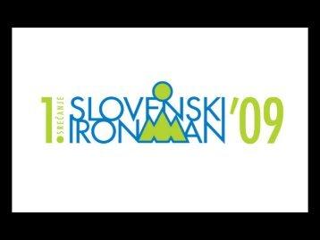 Slovenski Ironman - 3K Sport
