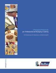 Il Packaging Professionale per i Professionisti del ... - New Plast