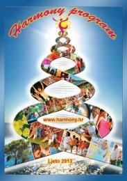 Seminari Seminari - Harmony program