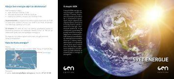 Svet energije (.pdf) - Gen energija, doo