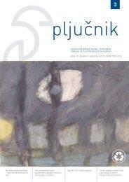 številka 3. Letnik 2010 (.pdf) - Bolnišnica Golnik