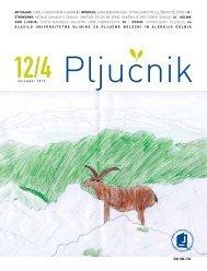 Pljučnik - številka 4. Letnik 2012 (.pdf) - Bolnišnica Golnik