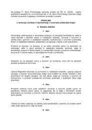 Na podlagi 71. člena Pomorskega zakonika (Uradni list RS, št. 120 ...