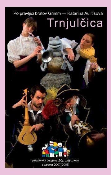 Gledališki list - Ljubljana Puppet Theatre
