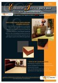 EXKLUSIVE TEPPICHE NACH MAß AUS ... - Carpet Making BV - Seite 4