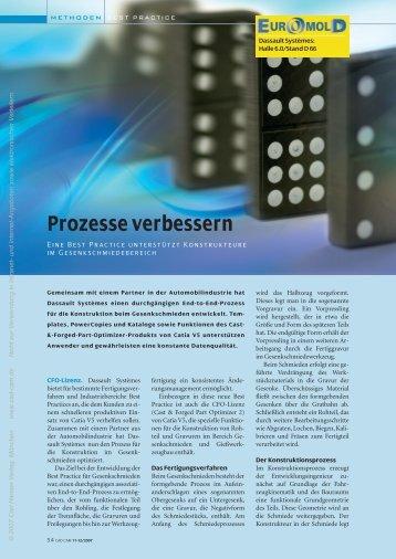 Prozesse verbessern (682 KB) - Maschine + Werkzeug