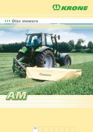 Disc MoWeRs WiTh spUR GeaR DRiVe - Reco