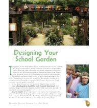 Designing Your School Garden (pages 39-47) - California School ...