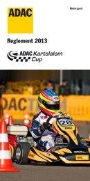 ADAC-Reglement 2013 - MSC-Vohburg