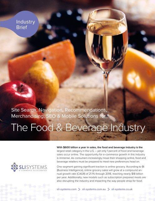 Industry_Brief_FoodBev_Letter