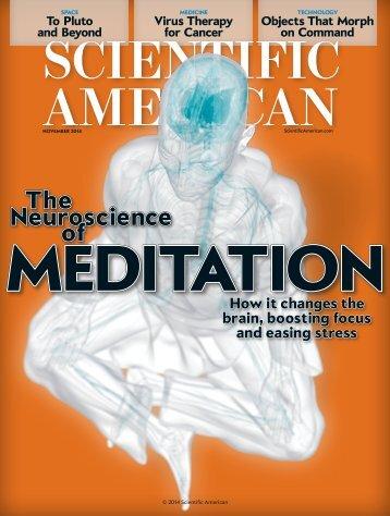 Virus Therapy - Scientific American Nov2014