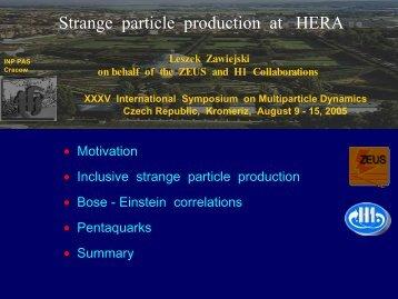 Prezentacja programu PowerPoint - Zeus