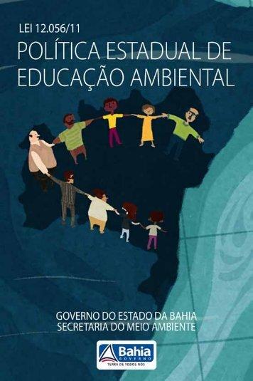 Política Estadual de Educação Ambiental do Estado da Bahia