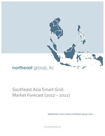 Southeast Asia Smart Grid: Market Forecast - Northeast Group, LLC