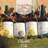 Oils Oleoliti - Casalicellini.it