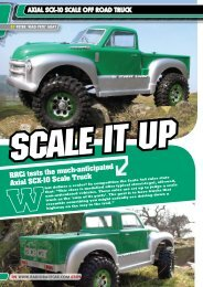 AxIAl sCx-10 sCAlE Off ROAD tRuCk - CML Distribution