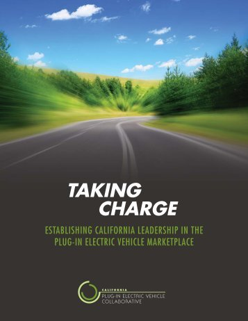 TAKING CHARGE - PEV Collaborative