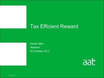Presentation slides (PDF) - AAT