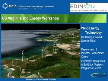 NREL Power point slide template - cover and main slide - Energy ...