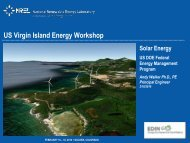 Solar Energy - Energy Development in Island Nations