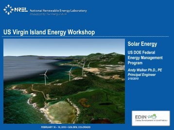 Solar Energy - Energy Development in Island Nations