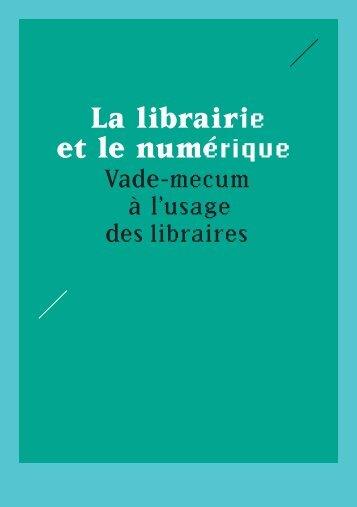 La librairie et le numérique