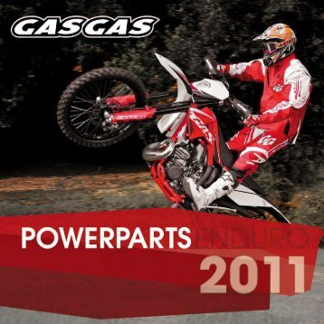 See here the official powerparts 2011 pricelist - eXTra Products