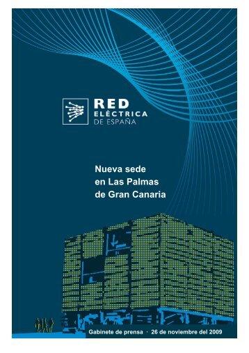 Nueva sede en Las Palmas de Gran Canaria - Red Eléctrica de ...