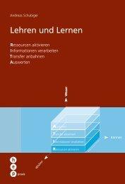 Lehren und Lernen - h.e.p. verlag ag, Bern