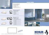 DUSCHEN - Kohler