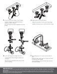 Two-Handle Lavatory Faucet Grifo De Baño Con Dos Manijas ... - Page 3