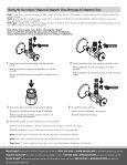 Two-Handle Lavatory Faucet Grifo De Baño Con Dos Manijas ... - Page 7