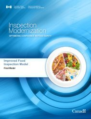 PDF (1662 kb ) - Agence canadienne d'inspection des aliments
