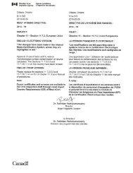 PDF (973 ko ) - Agence canadienne d'inspection des aliments