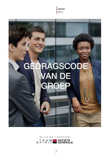 Gedragscode van Société Générale - Societe Generale Private ...