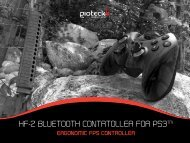 Download PDF Manual - Gioteck