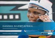 01-09-2012: Danske Invest Afrika, Knowledge at work