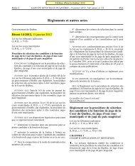 Règlements et autres actes - Office des professions du Québec