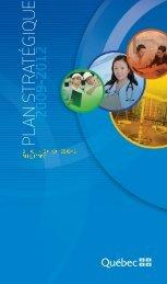 Plan stratégique 2009-2012 - Office des professions du Québec