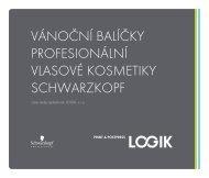 LOGIK - Schwarzkopf Professional Vánoce 2014