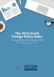 2014_Mitvim_Poll_-_English_Report
