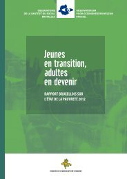 Jeunes en transition, adultes en devenir - Observatoire de la Santé ...