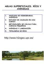 Aguas Superficiales - UPC