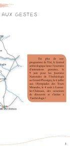 de la trace aux gestes - Festival Archéologique - Page 3