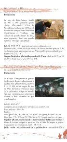 de la trace aux gestes - Festival Archéologique - Page 4