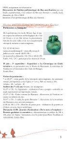 de la trace aux gestes - Festival Archéologique - Page 5